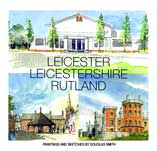 Leicester, Leicestershire and Rutland Book Cover
