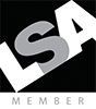 Leicester Society of Artists members logo
