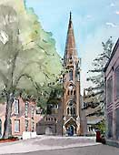 A thumbnail picture of Holy Trinity Church, Regent Road