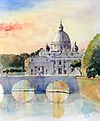 A thumbnail picture of St Peter's Basilica